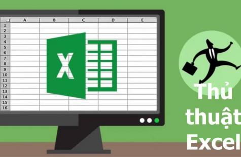 5 Thủ Thuật Hay Trong Excel