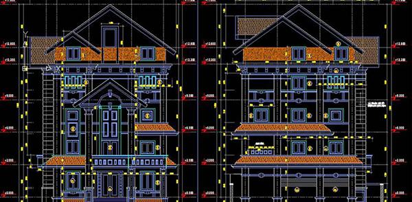 Dạy thiết kế bản vẽ xây dựng bằng autocad