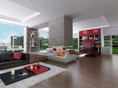 Dựng hình 3ds max nội thất