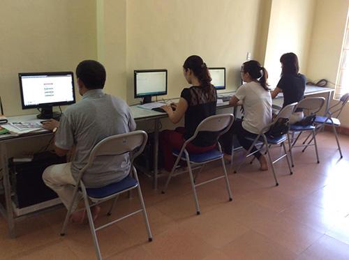 Học tin học văn phòng cấp tốc Hải Phòng