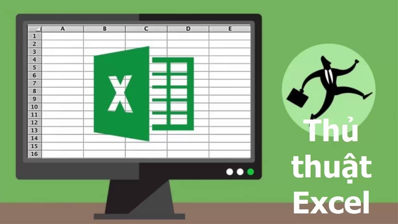 thủ thuật hay trong excel